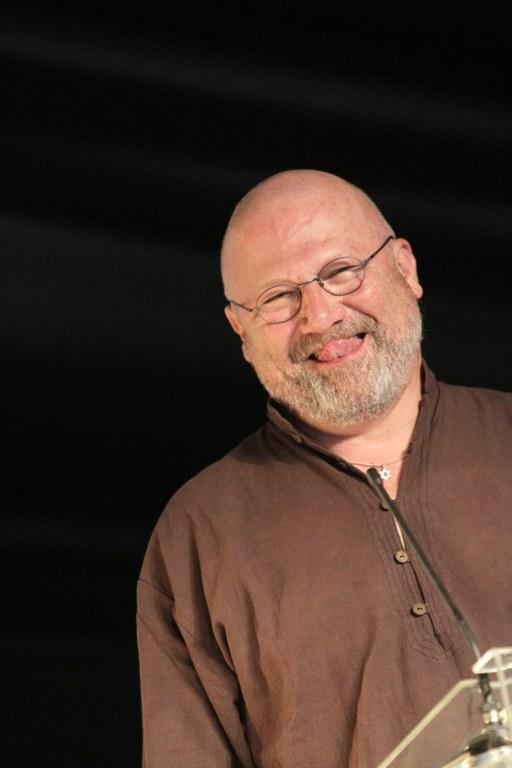 Marc en conférence à Monastir (11-2011)