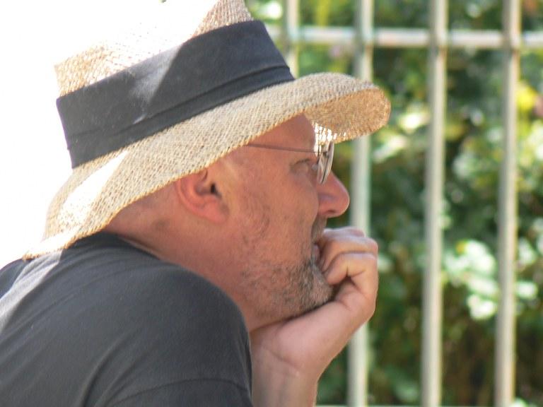 Marc Halévy (photo au soleil)